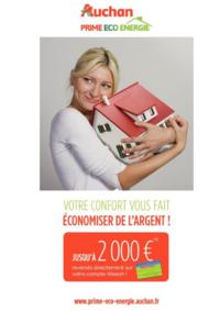 Prospectus Auchan Supermarché Paris 12 Reuilly : Votre confort vous fait économiser de l'argent !