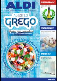 Folhetos Aldi Porto Alto - Samora Correia : Ao estilo grego