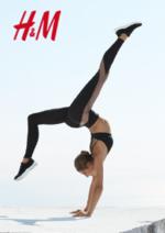 Catalogues et collections H&M : Lookbook femme Toujours au top