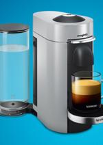 Bons Plans Expert : 100€ de remise immédiate sur la Nespresso Vertuo
