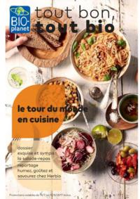 Prospectus Bio Planet ITTERBEEK : Le tour du monde en cuisine