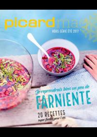 Journaux et magazines Picard REDON : Picard Mag hors série été 2017
