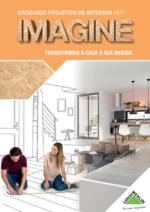 Catálogos e Coleções Leroy Merlin : Catálogo Projetos de Interior 2017
