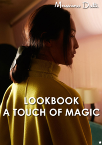 Catalogues et collections Massimo Dutti Women Men Bruxelles - Rue neuve  : Lookbook A touch of magic