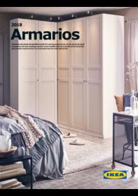 Catálogos y colecciones IKEA Alcorcón : Armarios 2018
