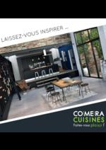 Catalogues et collections Comera Cuisines : Feuilletez le catalogue