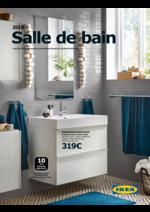 Catalogues et collections  : Catalogue Salles de bains 2018