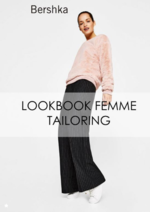 Promos et remises  : Lookbook femme Tailoring