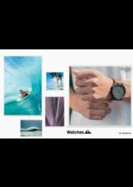 Promos et remises  : Catalogue Watches automne hiver 2017-2018