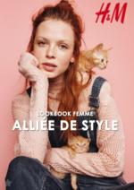 Promos et remises  : Lookbook femme Alliée de style