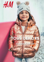 Promos et remises  : Lookbook enfant Tous dehors