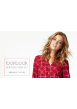 Promos et remises  : Lookbook automne hiver 2017