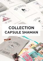 Catalogues et collections Cache Cache : Collection shaman femme