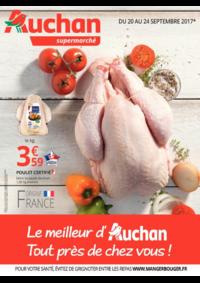 Prospectus Auchan Supermarché Paris 12 Daumesnil : Le meilleur d'Auchan tout près de chez vous !