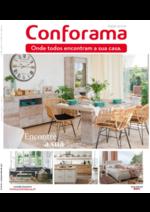 Folhetos Conforama : Encontre a sua