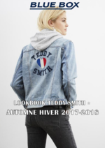 Promos et remises  : Lookbook Teddy Smith automne hiver 2017-2018
