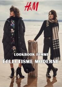 Catalogues et collections H&M Cergy : Lookbook femme Éclectisme moderne