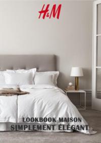 Catalogues et collections H&M Cergy : Lookbook maison Simplement élégant
