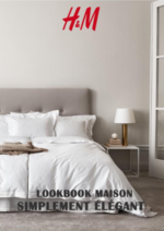 Promos et remises  : Lookbook maison Simplement élégant