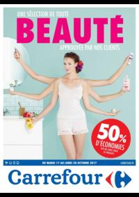 Prospectus Carrefour EVRY : Une sélection de toute beauté approuvée par nos clients