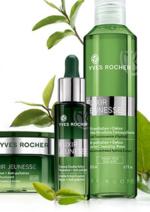 Catalogues et collections Yves Rocher : Stop à la pollution sur votre peau