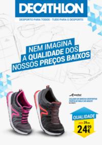 Folhetos DECATHLON Almada : Nem imagina a qualidade dos nossos preços baixos