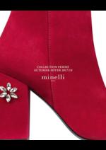 Catalogues et collections Minelli : Collection femme automne hiver 2017-2018