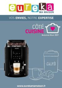 Catalogues et collections Eureka Ma Maison CLICHY : Côté cuisine