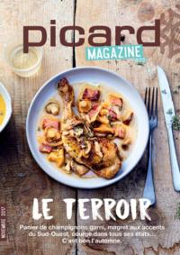 Journaux et magazines Picard CHAMBOURCY : Le Terroir