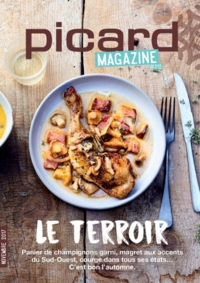 Journaux et magazines Picard REDON : Le Terroir