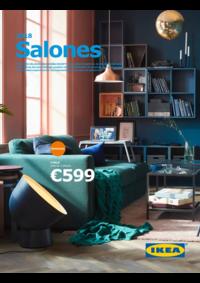 Catálogos y colecciones IKEA Alcorcón : Salones 2018