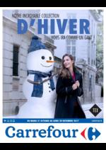 Promos et remises  : Notre incroyable collection d'hiver vous ira comme un gant !