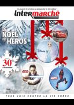 Prospectus Intermarché Contact : Le Noël des héros