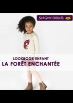 Promos et remises  : Lookbook enfant La forêt enchantée
