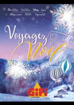 Catalogues et collections Gifi : Voyagez au pays de Noël