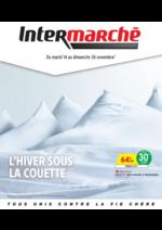 Prospectus Intermarché Hyper : L'hiver sous la couette