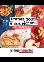 Prospectus Intermarché Contact : Prenez goût à nos régions au meilleur prix