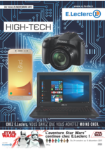 Promos et remises  : High-tech