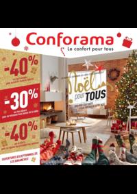 Prospectus Conforama BESANCON : Noël pour tous