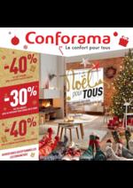 Prospectus Conforama : Noël pour tous