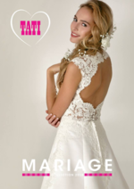 Catalogues et collections Tati : Mariage Collection 2018