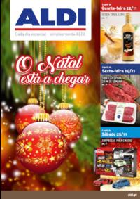 Folhetos Aldi : O Natal está a chegar