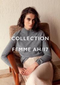Catalogues et collections Montagut Paris 30 avenue de Suffren : Collection femme automne-hiver