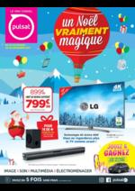 Prospectus Pulsat : Un Noël vraiment magique