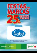 Promoções e descontos Pão de Açúcar : 25% Desconto Baby