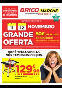 Folhetos Bricomarché Benavente : Especial Novembro