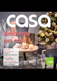Folhetos Casa Almada : Ambiente em casa