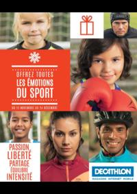 Catalogues et collections DECATHLON Chambourcy : Offrez toutes les émotions du sport