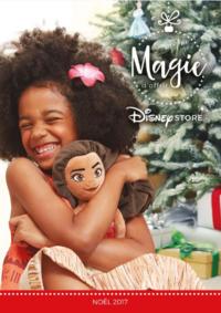 Catalogues et collections Disney Store Champs-Elysées : Feuilletez le catalogue de Noël