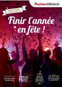 Prospectus Les Halles d'Auchan Bobigny : Finir l'année en fête !